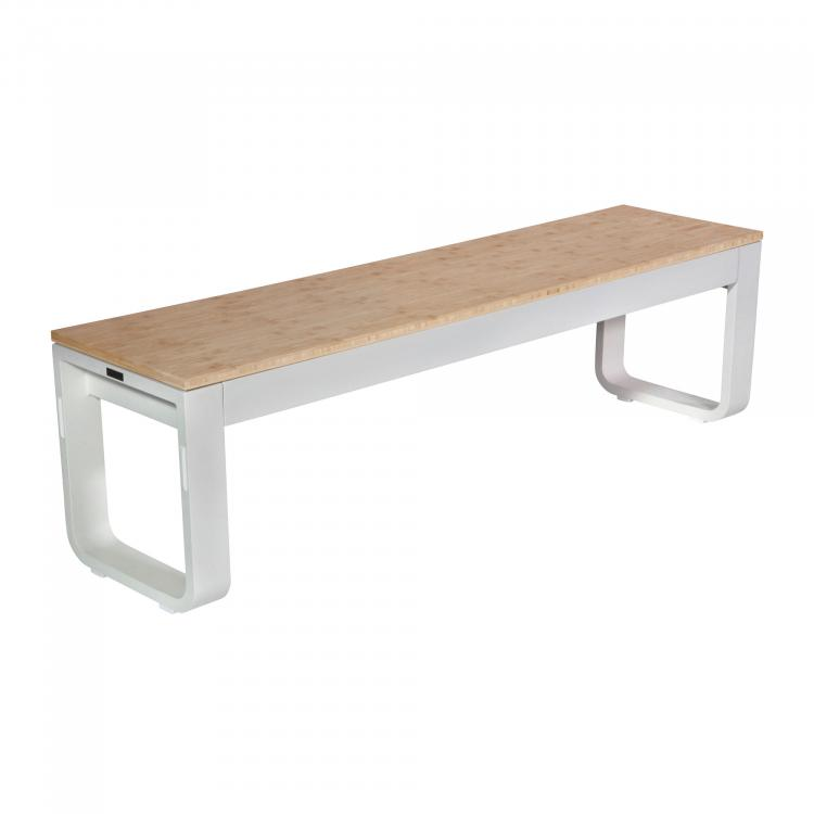 Flow Bench White-Bamboo