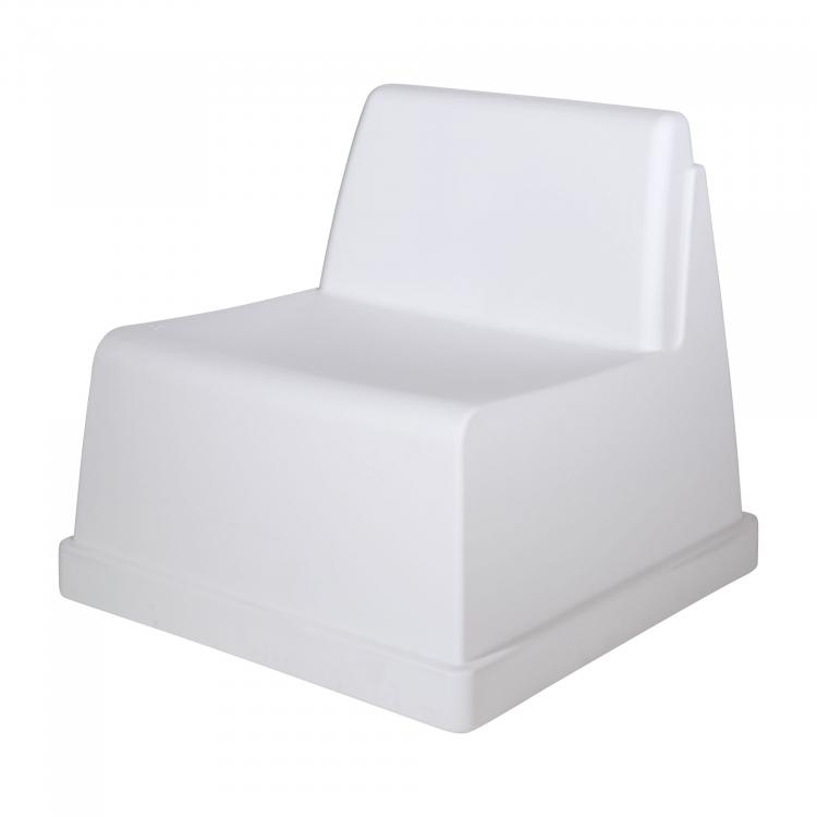Laze Chair - White