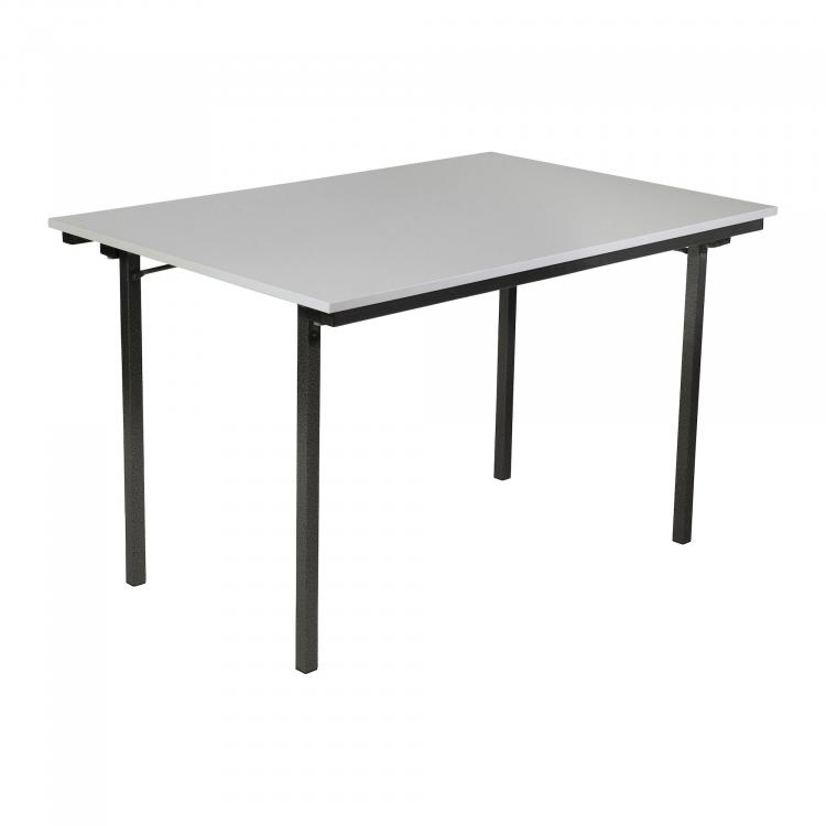 U-Table 1280 - Hammerscale - Light Grey