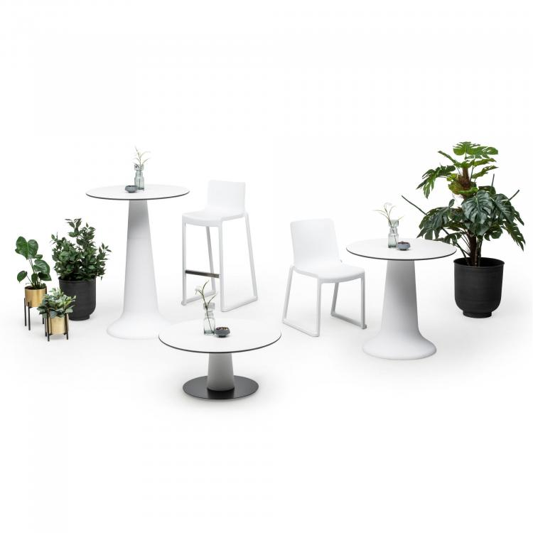 Vase Party / Dinner / Lounge tafels & Kasar stoelen