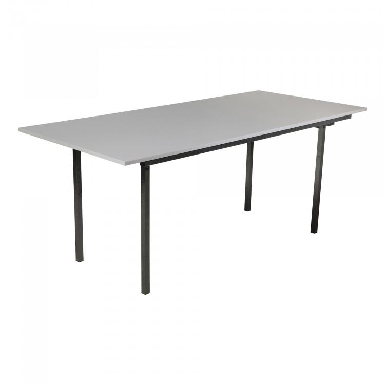 U-Table 1880 - Hammerscale - Light Grey