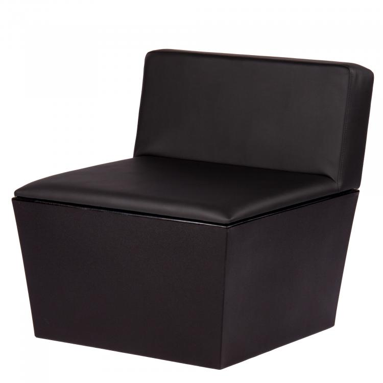 Lounge seat with back - Conic Lounge