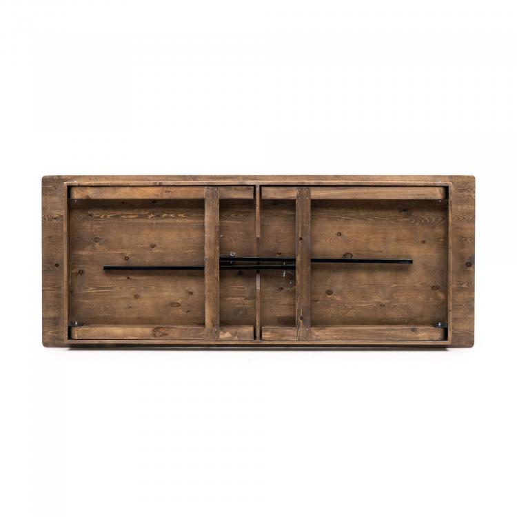 Fermette High - Folding Table - Bottom - Folded