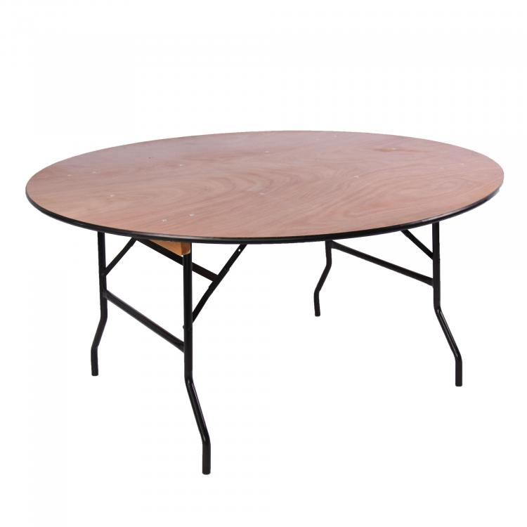 Folding Table - Ocean Round