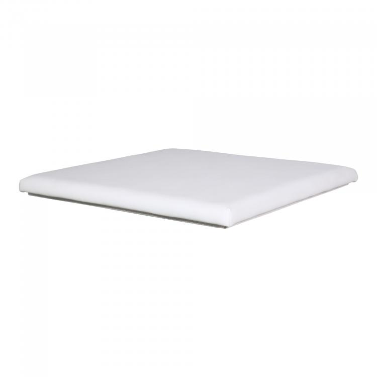Conic Seat without back - White