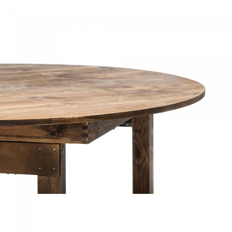 Fermette Table - Round - Detail