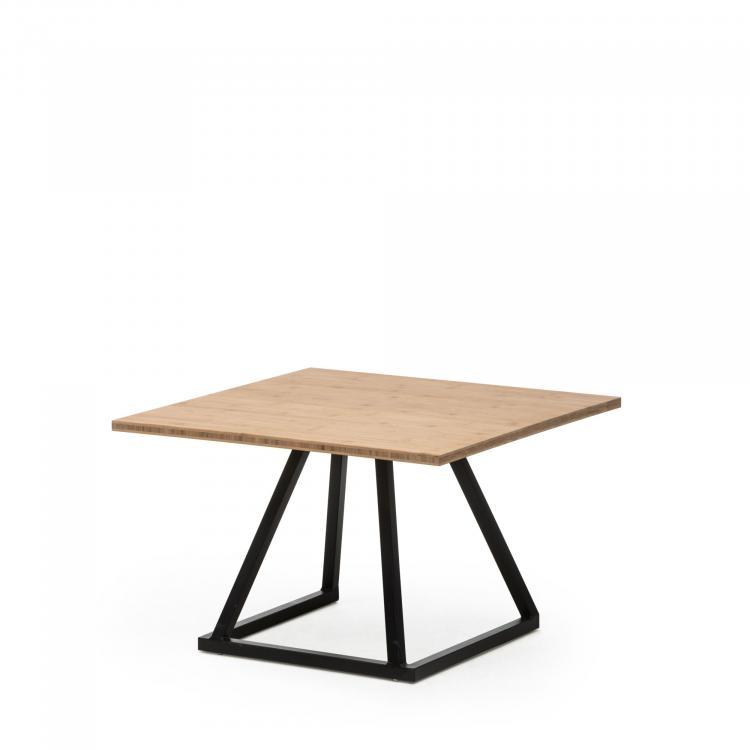 Linea Lounge 70x70 - zwart - bamboe.jpg