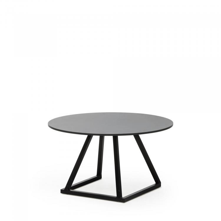 Linea Lounge D80 - zwart - volkern zwart.jpg