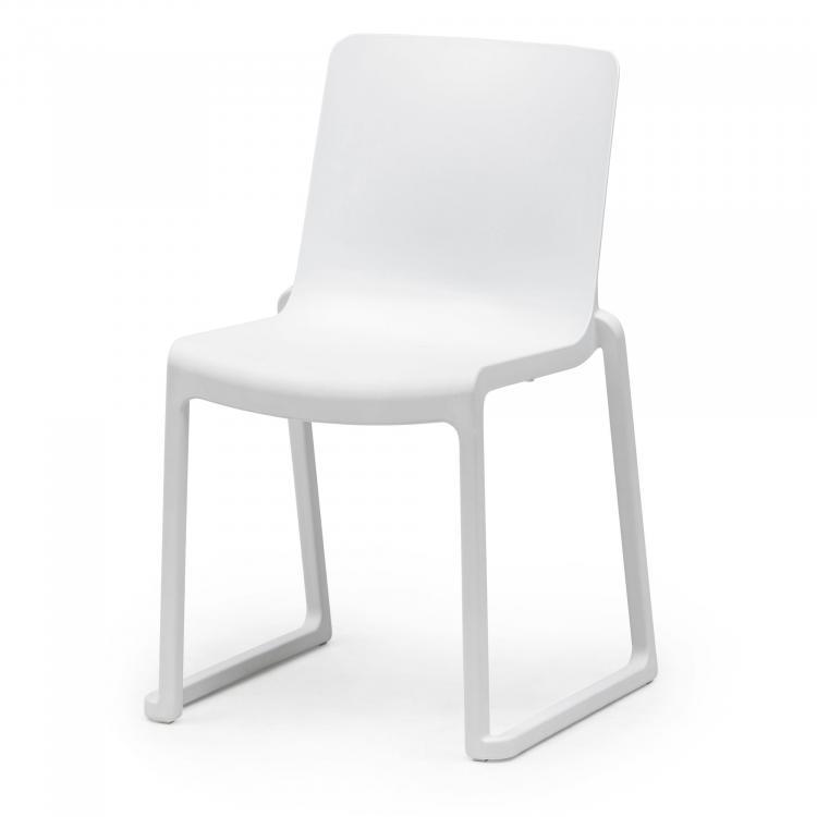 Stack Chair - Kasar Chair White