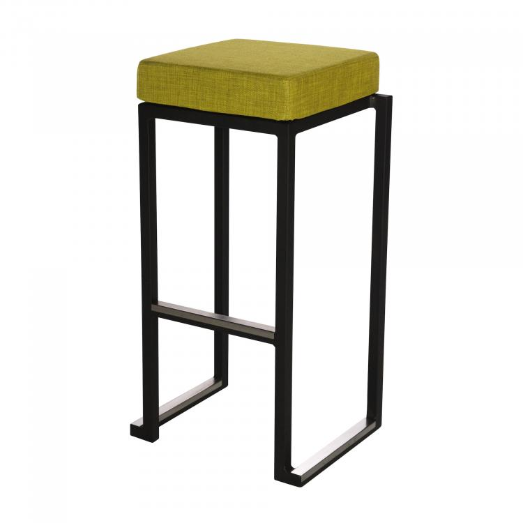 Kubo Smart Bar Alu - Black - Linen Lime