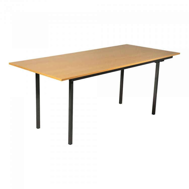 U-Table 1880 - Hammerscale - Beech