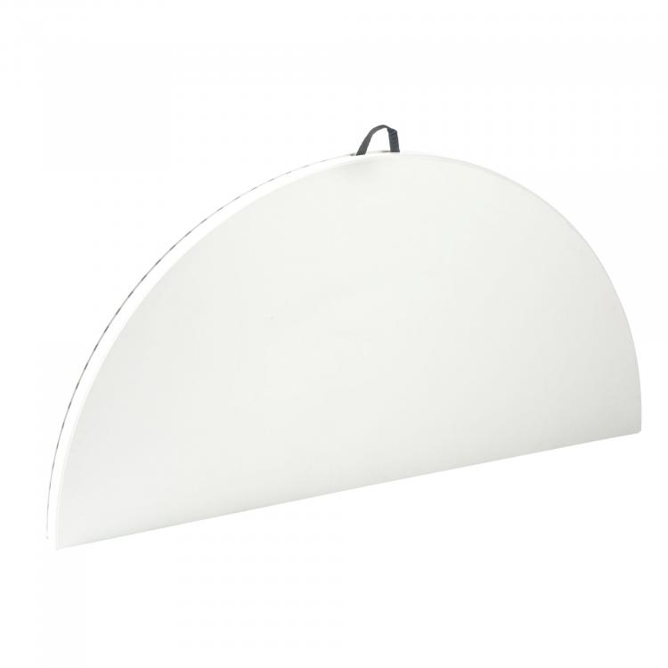 Folding Table - Pacific Round - Folded