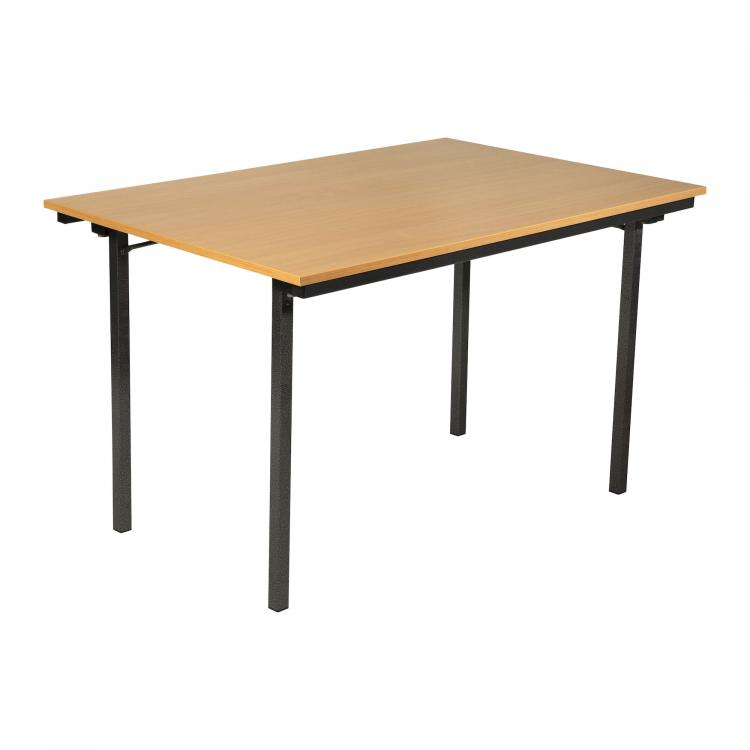 U-Table 1280 - Hammerscale - Beech