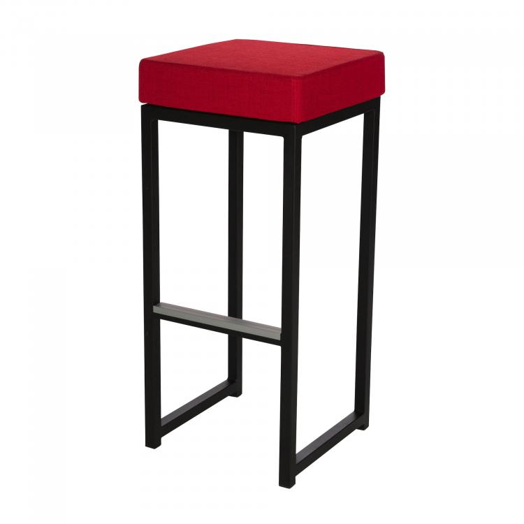 Kubo Bar - Black - Red