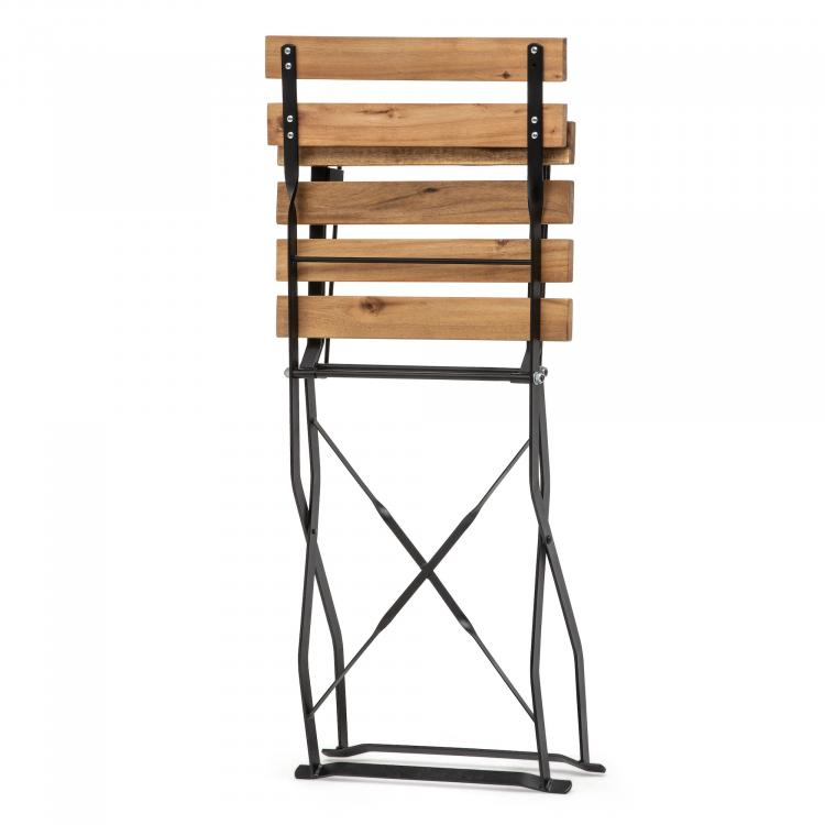 Folding Chair - Bistro - Folded