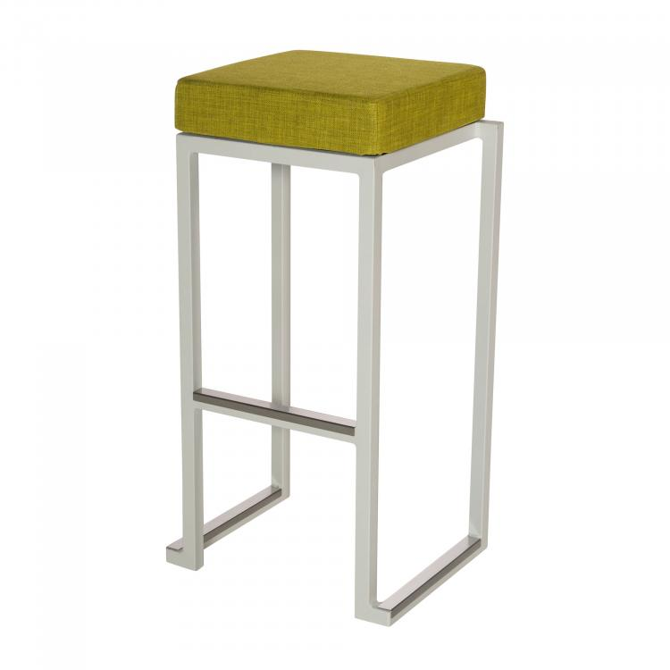 Kubo Smart Bar Alu - White - Linen Lime