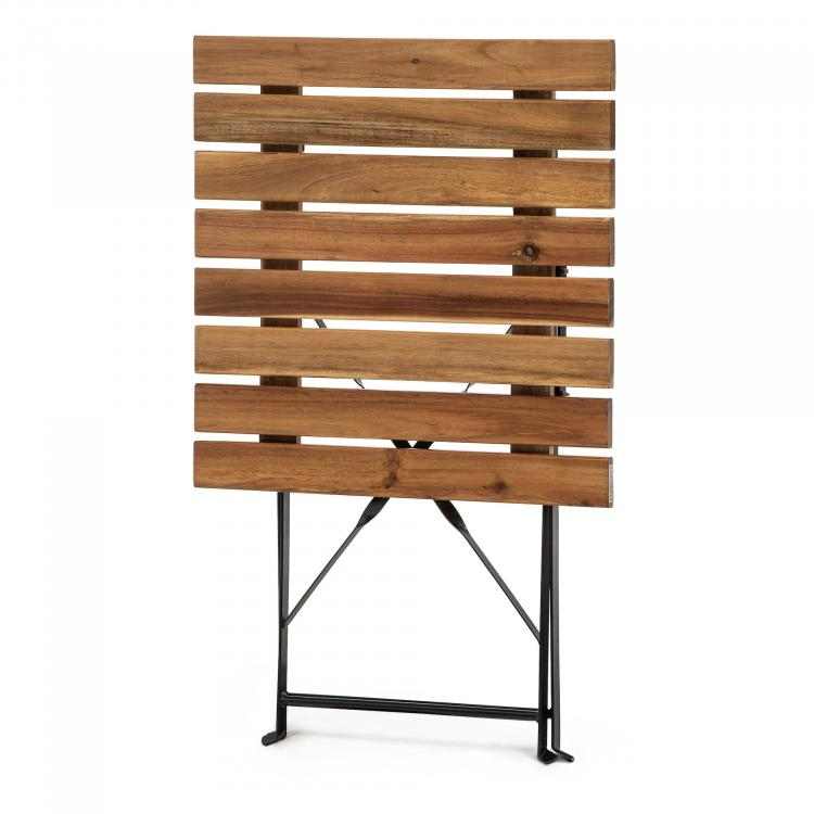 Folding Table - Bistro - Folded