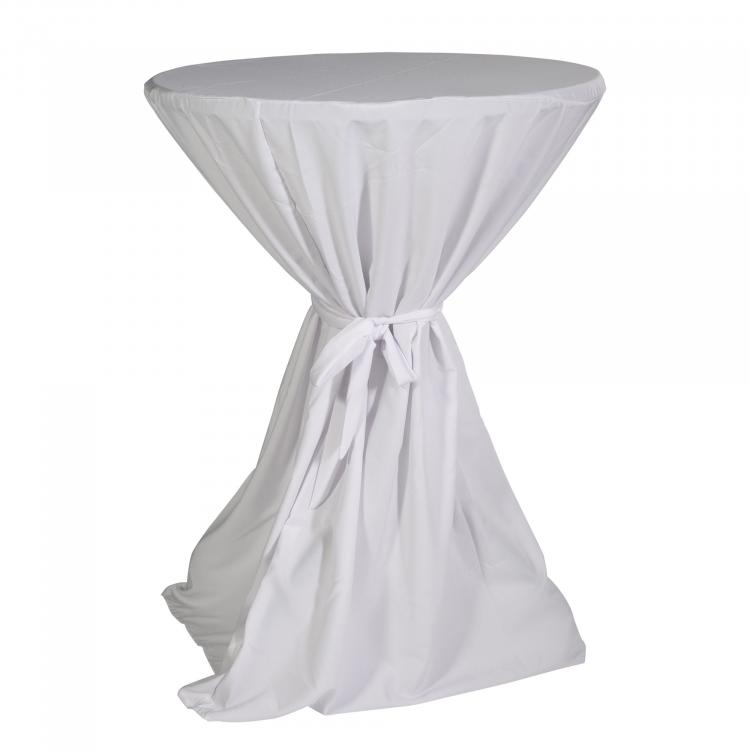 Table Cover - Venice - White