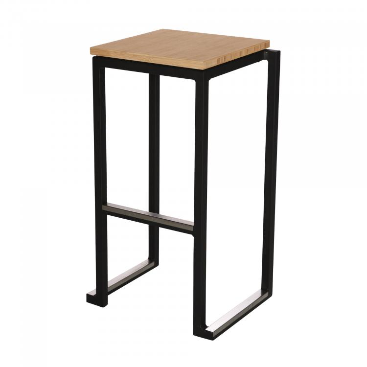 Kubo Smart Bar Alu - Black - Bamboo